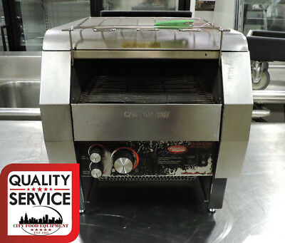 Hatco TQ-800H Commercial Toast-Qwik® Electric Conveyor Toaster
