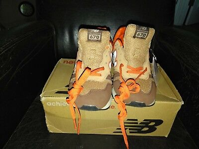 NEW BALANCE M570CH RARE LIMITED EDITION   MADE IN USA size 8.5 WITH BOX MENS