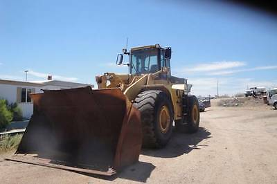 Cat 966F II Wheel Loader Caterpillar 966F2