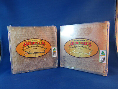 Honeycomb, Twin pack, 2 * 180 gms boxes, Fresh Natural Australian, free shipping