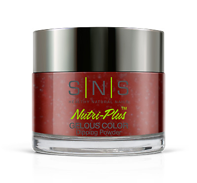 SNS Nail Gelous Colors Autumn AC Collection Dipping Powder NO SMELL/ NO UV