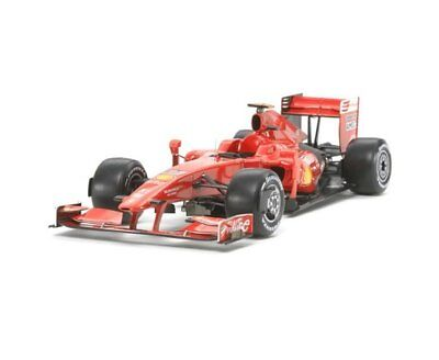 Tamiya 1/20 Grand Prix Ferrari F60 w/Photo Etched Parts Model Kit 20059