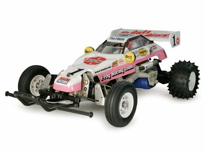 Tamiya 1/10 RC Car 2WD Off Road Racer Buggy The Frog w/ESC 58354 Kit