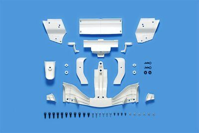 Tamiya 1/10 RC F104 Wing Set 2017 White 51603