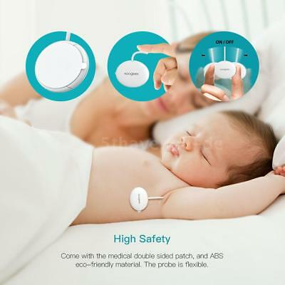 Koogeek Wearable Smart Baby Thermometer Professional Genaue Wireless U0C3