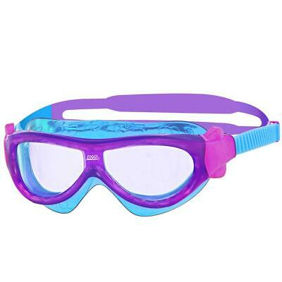Zoggs Phantom Kids Mask In Pink For Swimming For Children 2-8 Years