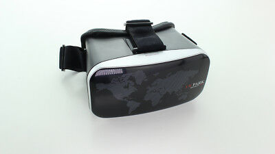 VR PARK VR Headset Virtual Reality Google Cardboard iPhone Smasung Android iOS