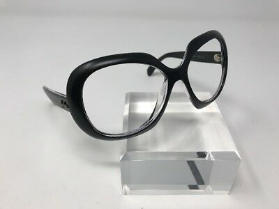 25cc2b85e9ed Ray Ban RB4208 6100 71 55mm Sunglasses Matte Black BUTTERFLY Frames ONLY  M597