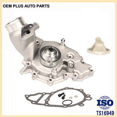 New OAW AM1070 Water Pump for AMC Jeep 2.5L 4.2L 87-90 Without Serpentine Belt