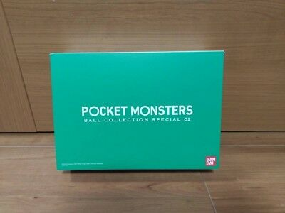 Pokemon Pocket Monster Ball Collection SPECIAL 02 Premium Bandai