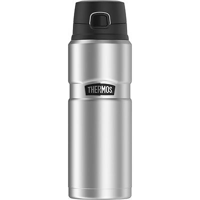 Thermos Stainless King Insulated Steel Water Bottle Travel Drink Tumbler 24 oz