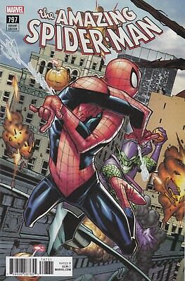 Amazing Spider-Man #797 Nm 9.4 Connecting Ramos Variant Cover 1St Red Goblin