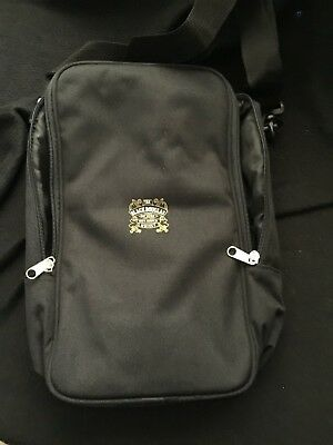 Black Douglas Bottle Carry Bag
