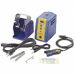 HAKKO Station Wire Stripper,Blue, FT801-02, Blue