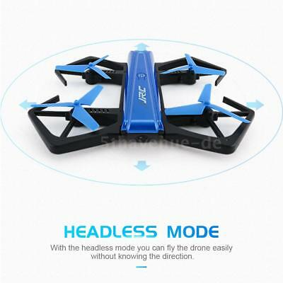 JJRC H43WH CRAB WIFI FPV 720P HD Camera RC Quadcopter Foldable G-sensor D2V9