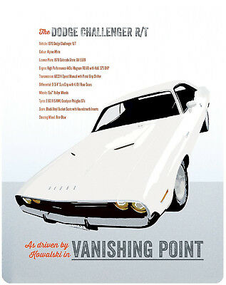 VANISHING POINT LIMITED EDITION STEELBOOK BLURAY Uk Release New Sealed R2