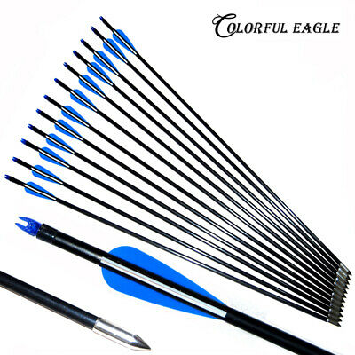 Fiberglass Arrow,youth arrow for Hunting Bow ,for Outdoor Archery /LOT