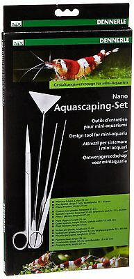 Dennerle Nano Aquascaping Set - Aquascaping Tools