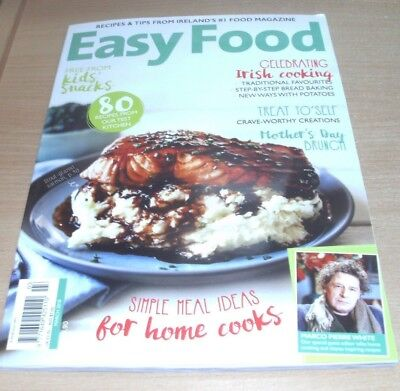 Easy Food magazine MAR 2018 Irish Cooking Butcher Advice Treats Simple Midweek