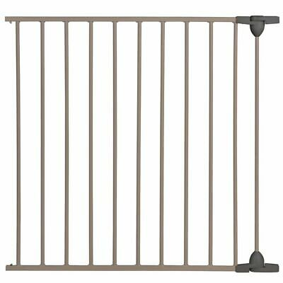 Safety 1st Baby Pet Safety Gate Extension Panel Modular Light Grey 24476580