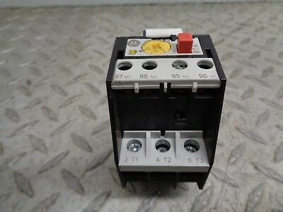 General Electric Overload Relay (Part No. Rta1V)