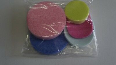 Ramer Bumper Sponge Bag - various colours will be supplied. Bath Shower Cosmetic
