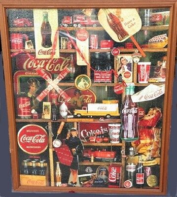 Coca Cola Coke Is It 500 Pieces Puzzle Sealed   New!