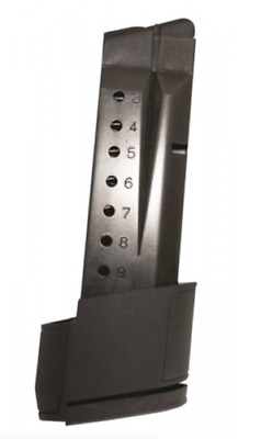 Pro Mag SMI28 Smith & Wesson Shield 9MM 10rd Blue Steel Magazine