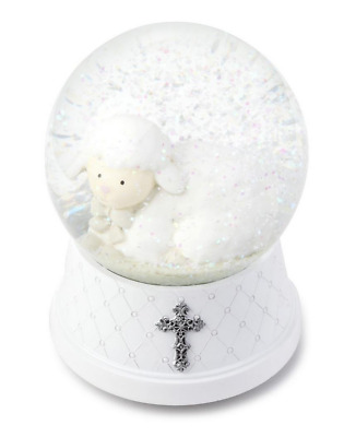 Musical Water Globe, Jesus Loves Me by Nat & Jules #5004700139