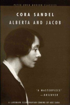 Alberta and Jacob by Cora Sandel (Paperback, 2003)