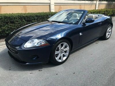 2007 Jaguar XK XK Cabriolet Jaguar XK Cabriolet One Owner FL Car Only 36K Miles - Financing & Trades Weclome