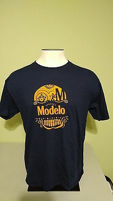 Modelo Cerveza  T Shirts 100% Cotton  Graphic New Xl Mens Fruit Of The Loom