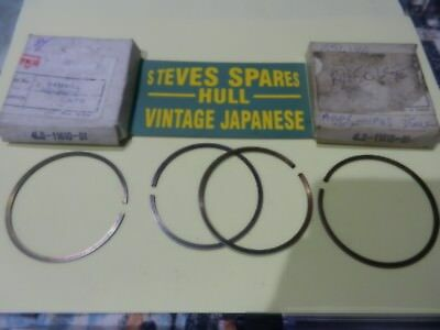 Yamaha Rd350Lc Std  Piston Ring Sets 4Lo-11610-01 1981 -On  Models