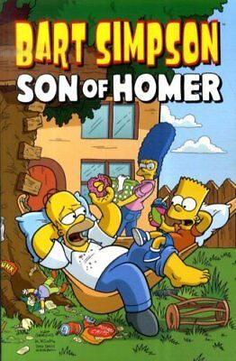 Bart Simpson: Son of Homer by Matt Groening 9781848562288 (Paperback, 2009)