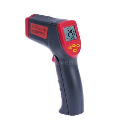 No-Contact Digital LCD Infrared IR Thermometer Temperature Tester Pyrometer S1E2