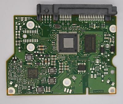 ST3000DM001 HDD PCB FOR Seagate/Board Number:100717520 REV B