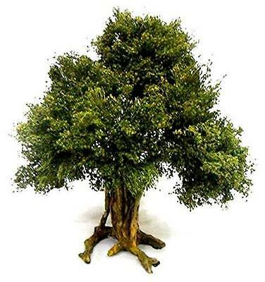 1/35 scale realistic handmade model tree grasses leaves. TNT-016