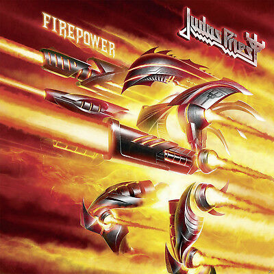 Judas Priest - Firepower (Deluxe Edition) - (CD)