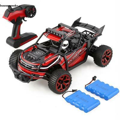 20 km/h Elektrische RC Auto 24G 1:18 Offroad Fernbedienung Autos High Speed neu