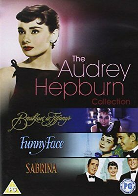 The Audrey Hepburn Collection (Breakfast At Tiffanys  Funny Face  Sabrina) [DVD]
