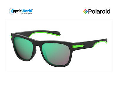 b546cc22e POLAROID SUNGLASSES PLD 2065/S 003 M9 Matt Black Grey Polarized ...