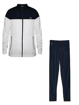 430f457cd LACOSTE MEN S SPORT Tracksuit WH3129 PQ5 In Marino White -  200.00 ...