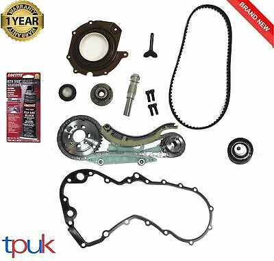 Ford Smax Cmax Focus Connect 1.8 Lower Wet Belt To Chain Conversion Kit 1562244