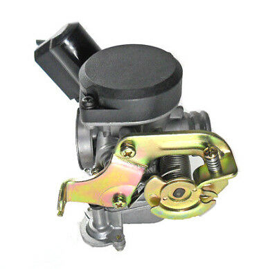 Peace Sports 50cc 4-Stroke Scooter Carburetor GY6-50 VIP Fit Renegade + others