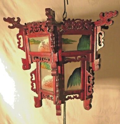 aus China traditionelle Lampe ,Laterne
