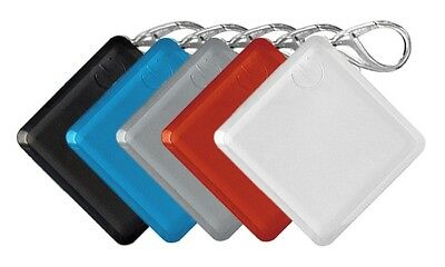 1200mAh Keychain Battery Charger, Mini Power Reserve Bank For iPhones & Android