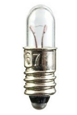 Lot of 9 or 10 - # 1768 - Miniature Lamp 6V .20A