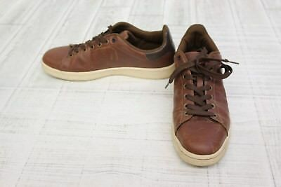 05a535b0f1630a TOMMY HILFIGER LISTON Sneaker - Men s Size 12M Brown -  20.00