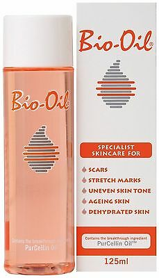 Bio-Oil Specialist Skincare for Scars Stretch Marks 125ML
