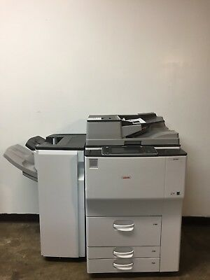 Ricoh MP 6002! ONLY 51 IMPRESSIONS! LESS THAN 100 IMPRESSIONS! GREAT CONDITION!